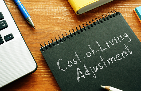 Cost of Living Adjustments for 2021